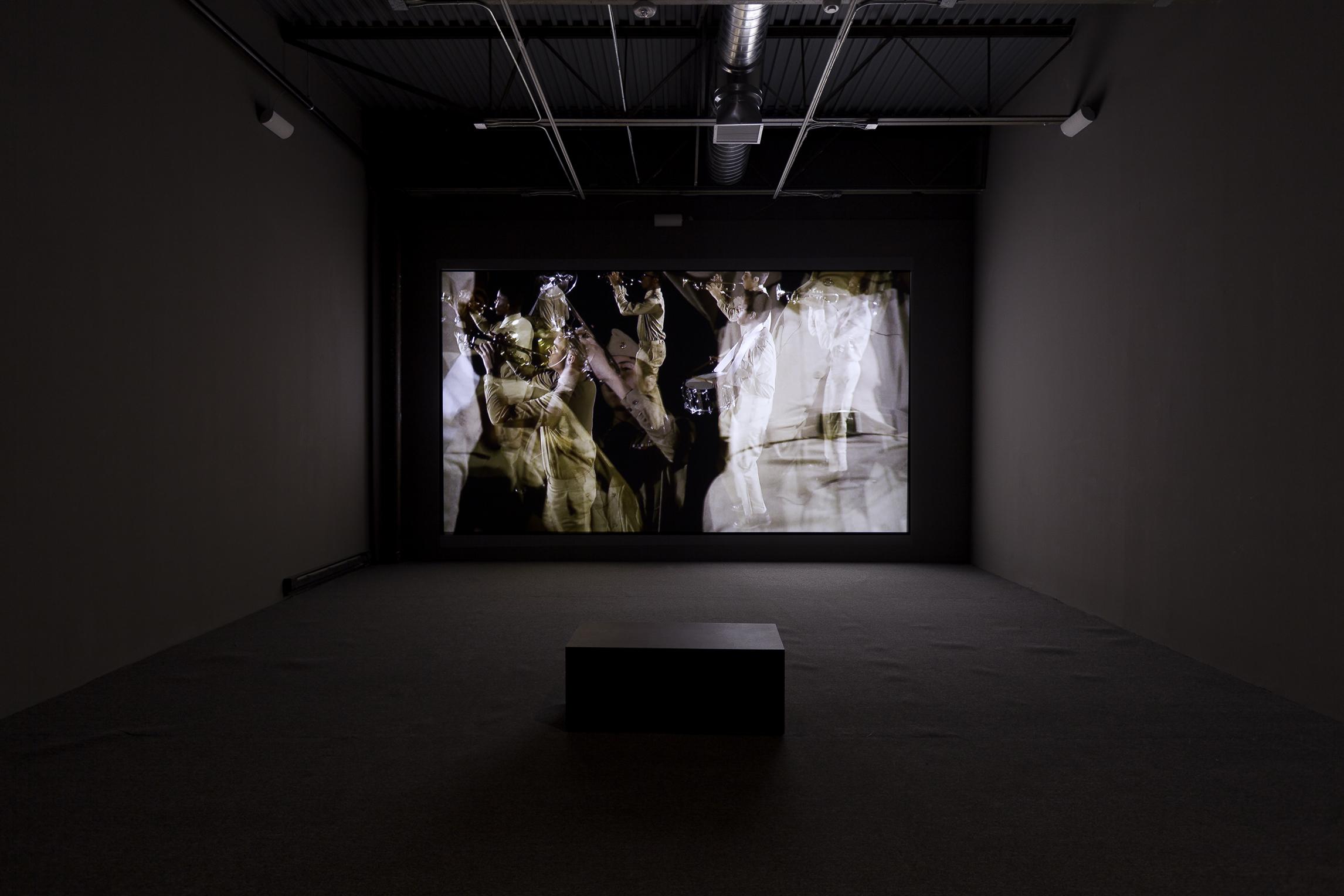 Anthems by Geof Oppenheimer 2011 installation view